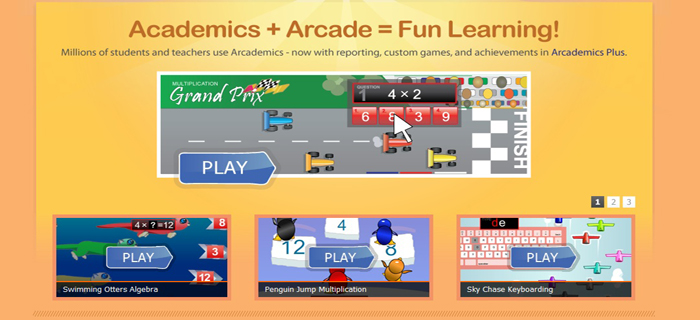 arcade learning games