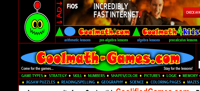 cool mathy games