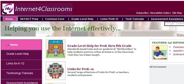internet for classrooms