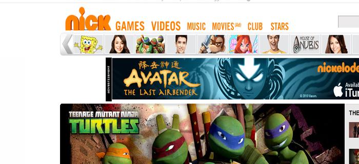 nick.com movies fun play games