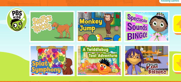 PBS Kids Games | Best Kids Websites