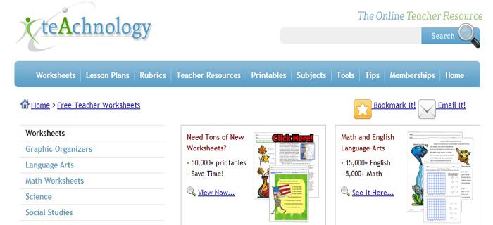 Teachnology Worksheets Best Kids Websites. Worksheet. Science Worksheet Websites At Mspartners.co