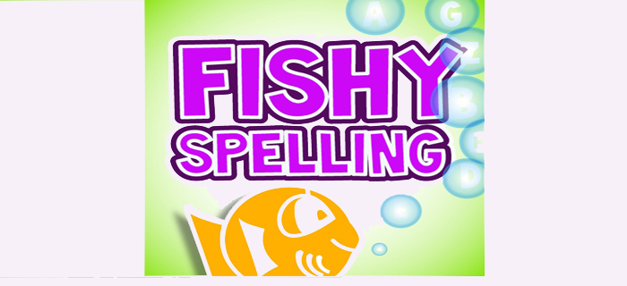 fishy spelling app